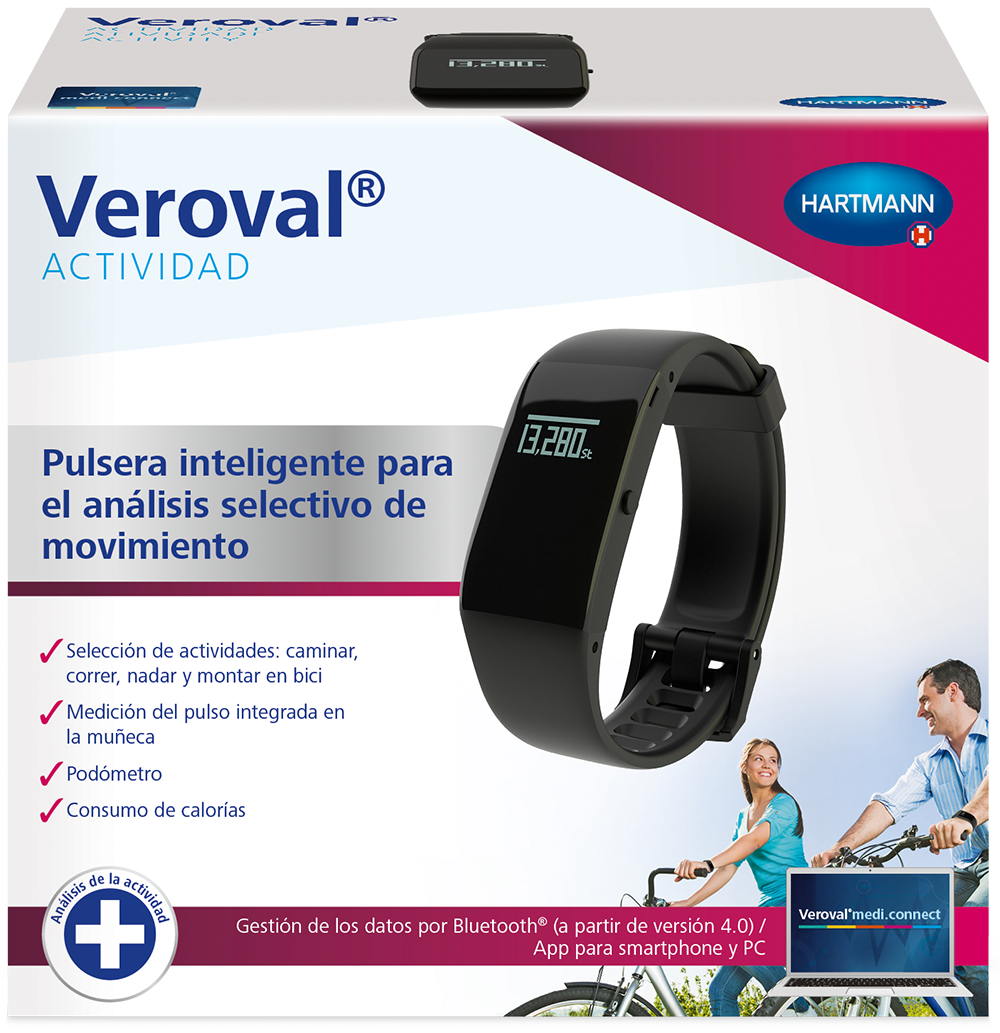 Veroval Activity Packshot ES