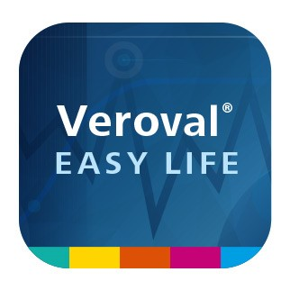 logo of veroval easy life app