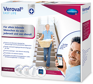 Veroval easy life basic set Packaging