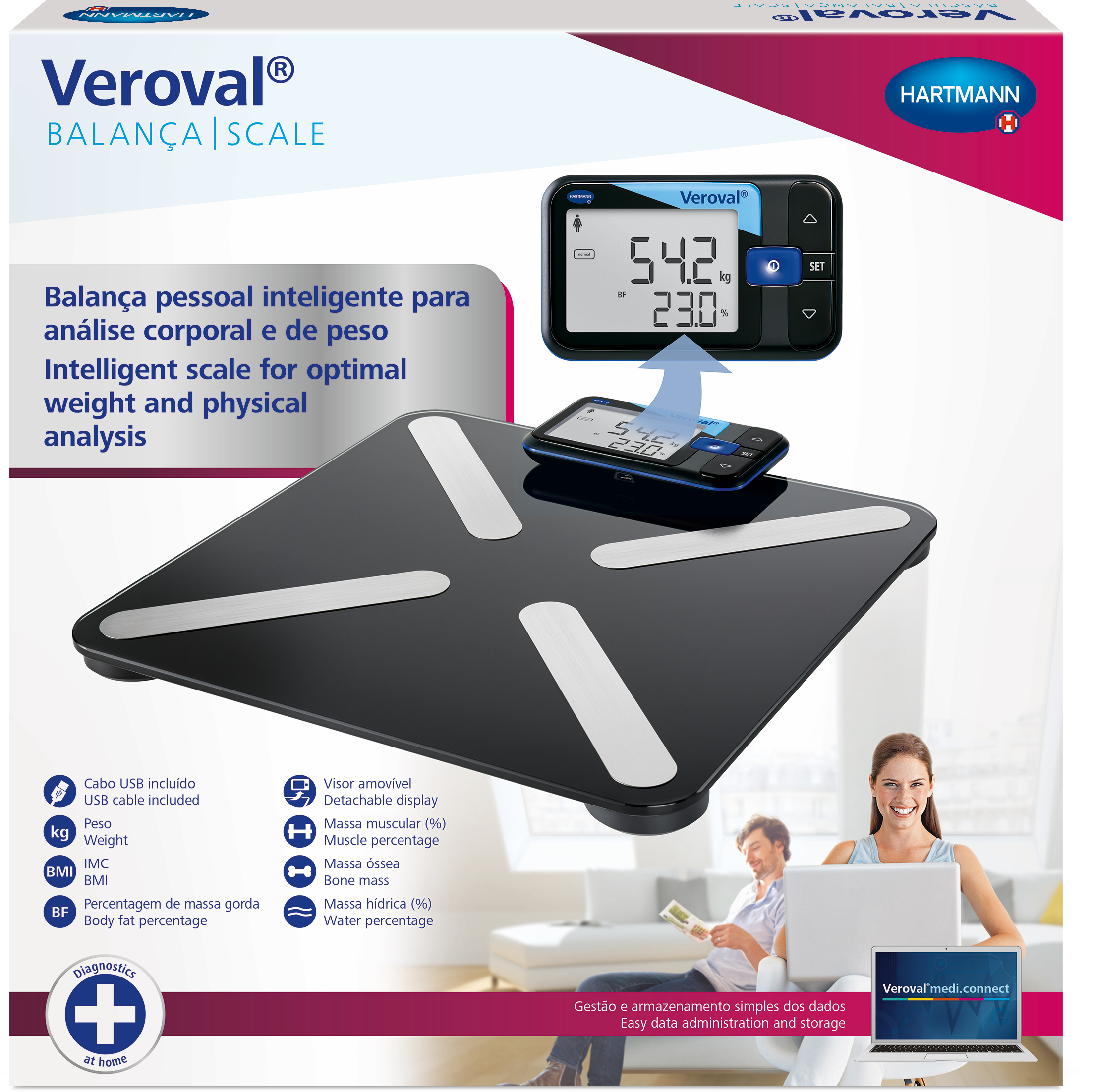 Veroval Scale Packaging