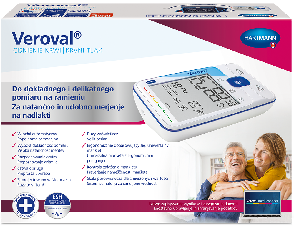Bloodpressure Upper arm Language group 6 Poland Coratia Serbia