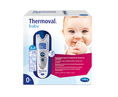 Thermoval baby pack
